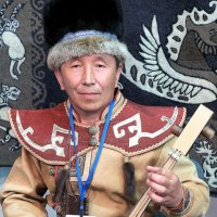 люди нашего Севера-образ мужчины :: Олег Лукьянов