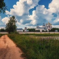 Троицкий Болдин монастырь :: Andrei Dolzhenko