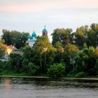 Купола :: Татьяна Богачева
