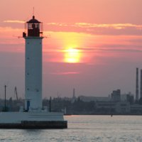 Одесский маяк :: Мария Ганджа
