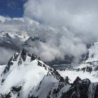В окружении величественных гор... :: Anna Gornostayeva