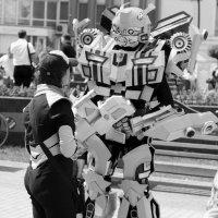 Робот :: Радмир Арсеньев