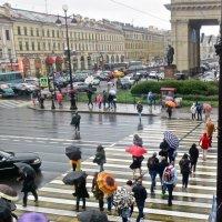 в нашем городе дождь :: Елена