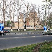 Апрель в Ереване :: Лидия кутузова
