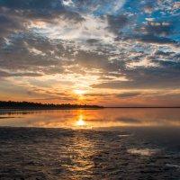 Белая ночь на Белом море :: Яна Старковская