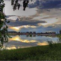 вечер :: Сергей Мурзин