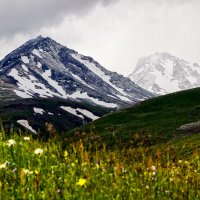Армения.Гора Арагац. :: Nerses Matinyan
