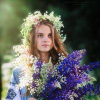 лето :: Ярослава Бакуняева