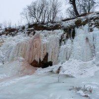 Ледяная стена :: Алена Сизова