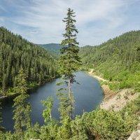 Озеро Горный Амут :: Ирина Антоновна