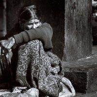 Непальская женщина. :: Владимир Чернышев