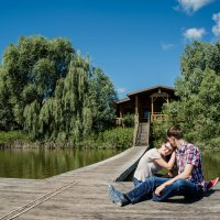 Анастасия и Павел :: Лилия Винер