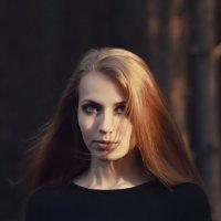 Портрет прекрасной девушки :: Пашка Соловьев