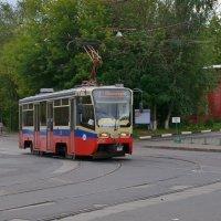 Трамвай 71-619А №2151 :: Денис Змеев