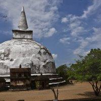 Храм Полоннарува. Цейлон. Temple Polonnaruwa. Ceylon. :: Юрий Воронов