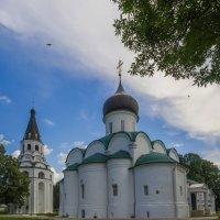 Троицкий Собор в Александровской Слободе :: Дмитрий Царапкин