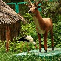 Фото-загадка: и кто здесь скульптура? :: Светлана