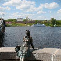 Туристка и Великого Новгорода))) :: Мила Мит