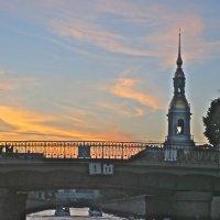 колокольня Никольского собора :: Елена