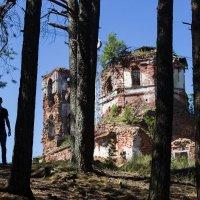 Разрушенный Храм :: Елена Фофанова
