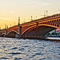 Троицкий мост :: Елена