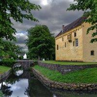 Замок Боллеруп, Швеция :: Priv Arter