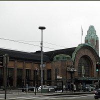 Центральный вокзал Хельсинки :: Вера