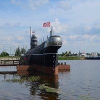 Вытегра.Музей Подводная лодка Б-440 :: Наталья Левина