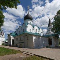 Собор Троицы Живоначальной :: serg Fedorov