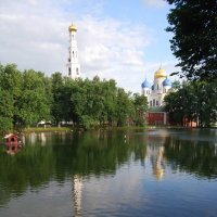 Николо-Угрешский монастырь :: Нелли *