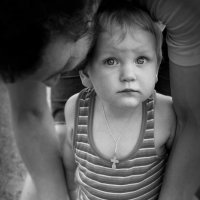 Мужчины не плачут :: Mila Kulikova