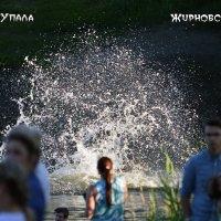 Ныряльщики :: Валерий Лазарев