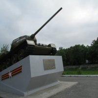 Т-34 горняк Артема :: Дмитрий Игнатычев