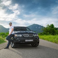 Photosession BMW X5 :: Олег Neo