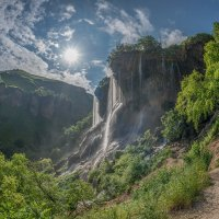 Водопад Гедмишх :: anatoly Gaponenko