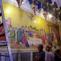Мозаика сцены прощания с Христом перед его погребением :: Валерий Новиков