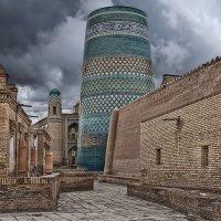 Узбекистан. Прогулки по пасмурной Хиве :: Андрей Левин