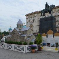 православная пасха в мире(грузинская церковь) :: Галина R...