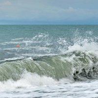Море волнуется :: Николай