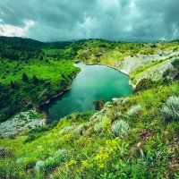 Озеро Борулу :: Maxim Claytor
