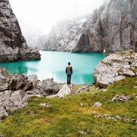 Озеро Кель-Суу :: Maxim Claytor