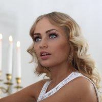 свечи :: Вера Ярославцева