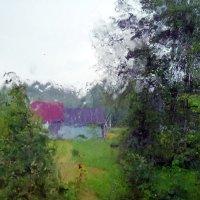 Дождик :: Наталия Рискина