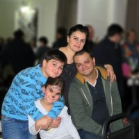 С Днем семьи! :: Наталья Джикидзе (Берёзина)