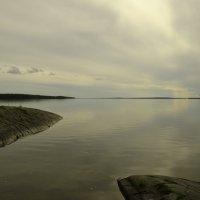На озере :: Владимир Брагилевский