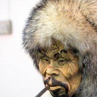 маска с Севера :: Олег Лукьянов