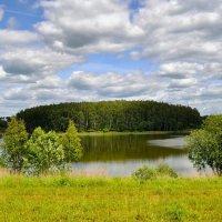 Озёра Смоленщины :: Милешкин Владимир Алексеевич