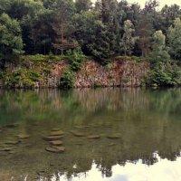 Лесное Озеро.. :: Эдвард Фогель