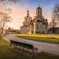 Зима-весна в монастыре :: Юлия Батурина