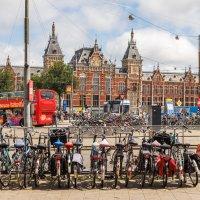 Вокзал в Амстердаме :: Вадим *